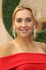 ELENA VESNINA at Wimbledon Champions Dinner in London 07/16/2017