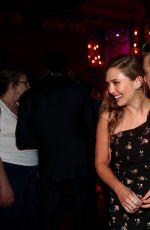 ELIZABETH OLSEN at Wind River After Party in Los Angeles 07/26/2017