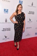 ELIZABETH OLSEN at Wind River Premiere in Los Angeles 07/26/2017