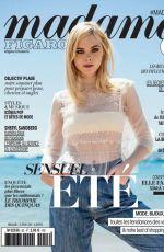 ELLA FANNING in Magame Figaro, June 2017