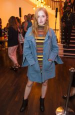 ELLIE BAMBER at Girl from the North Country After Party in London 07/26/2017