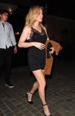 ELLIE GOULDING Night Out in London 07/07/2017