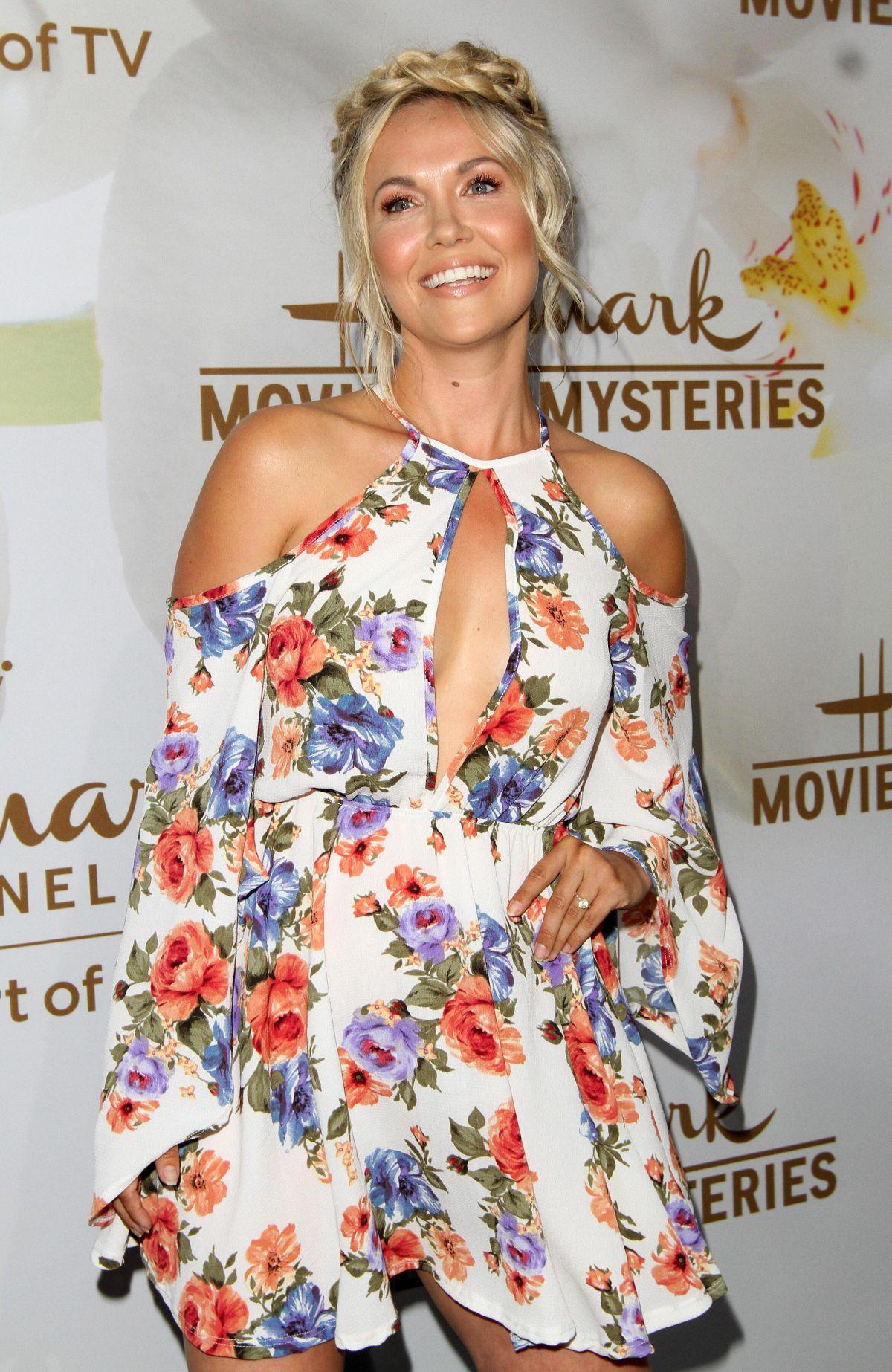 EMILIE ULLERUP at Hallmark Event TCA Summer Tour in Los Angeles 07/27/2017