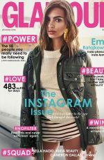 EMILY RATAJKOWSKI for Glamour Magazine, August 2017