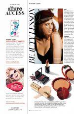EMILY RATAJKOWSKI in Allure Magazine, August 2017