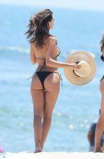 EMILY RATAJKOWSKI in Bikini at a Beach in Malibu 18/07/2017