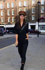 EMILY RATAJKOWSKI Out and About in London 07/01/2017