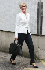 EMMA FORBES at ITV Studios in London 07/19/2017