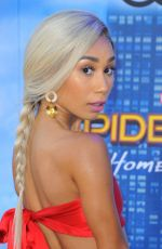 EVA GUTOWSKI at Spiderman: Homecoming Premiere in Hollywood 06/28/2017