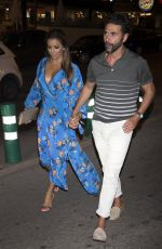 EVA LONGORIA at a Charity Casino Night in Mallorca 07/21/2017