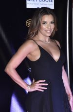 EVA LONGORIA at a Charity Dinner in Spain 07/14/2017
