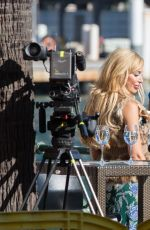 FARRAH ABRAHAM on the Set of Her Upcoming MTV Reality Series in Sydney 07/02/2017