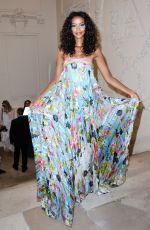 FLORA COQUEREL at Jean Paul Gaultier Fashion Show at Haute Couture Paris Fashion Week 07/05/2017