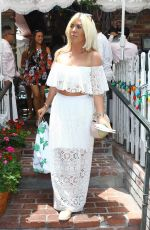FRANKIE ESSEX Out Shopping in Los Angeles 07/01/2017