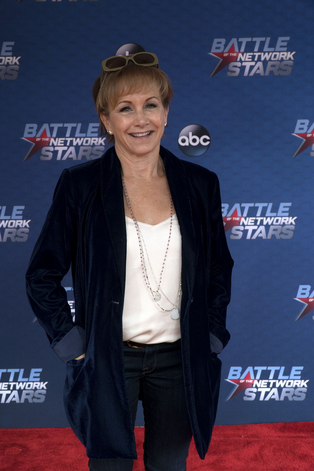 GABRIELLE CARTERIS - Battle of the Network Stars 2017 Promos