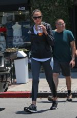 GAL GADOT Out for Coffee in West Hollywood 07/06/2017