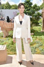 GEMMA ARTERTON at Christian Dior Fashion Show in Paris 07/03/2017