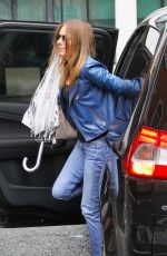 GERI HALLIWELL Out and About in London 07/22/2017