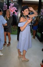 GIZZI ERSKINE at Warner Music and GQ Summer Party in London 07/05/2017