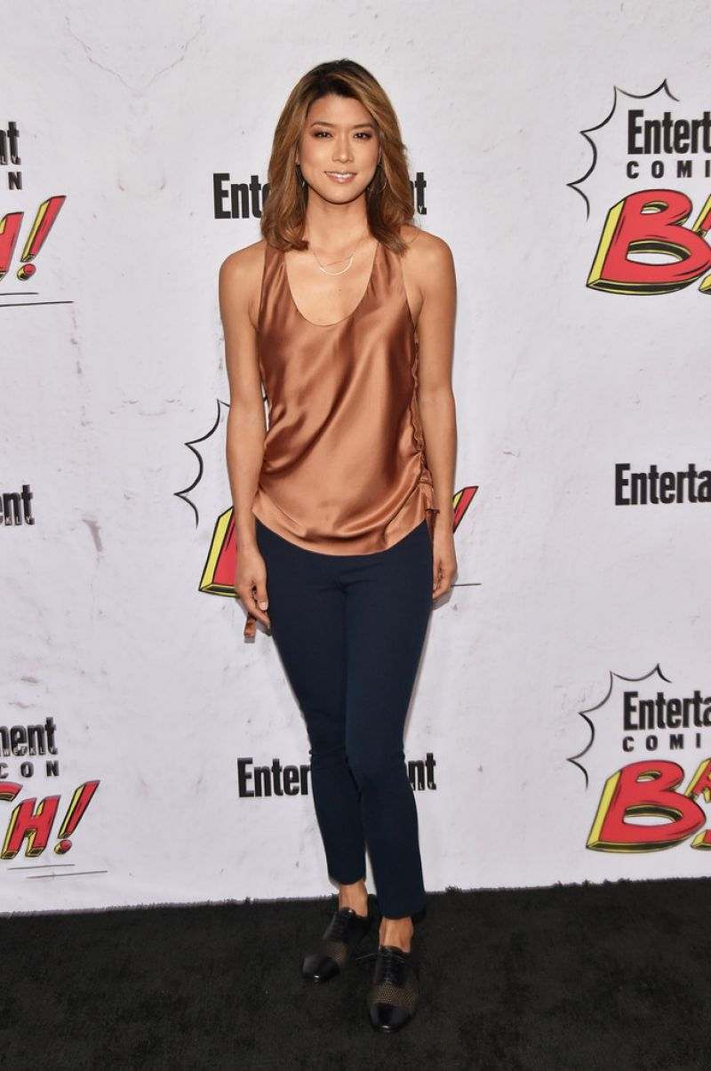GRACE PARK at Entertainment Weekly