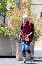 GWEN STEFANI Out in Los Angeles 07/06/2017