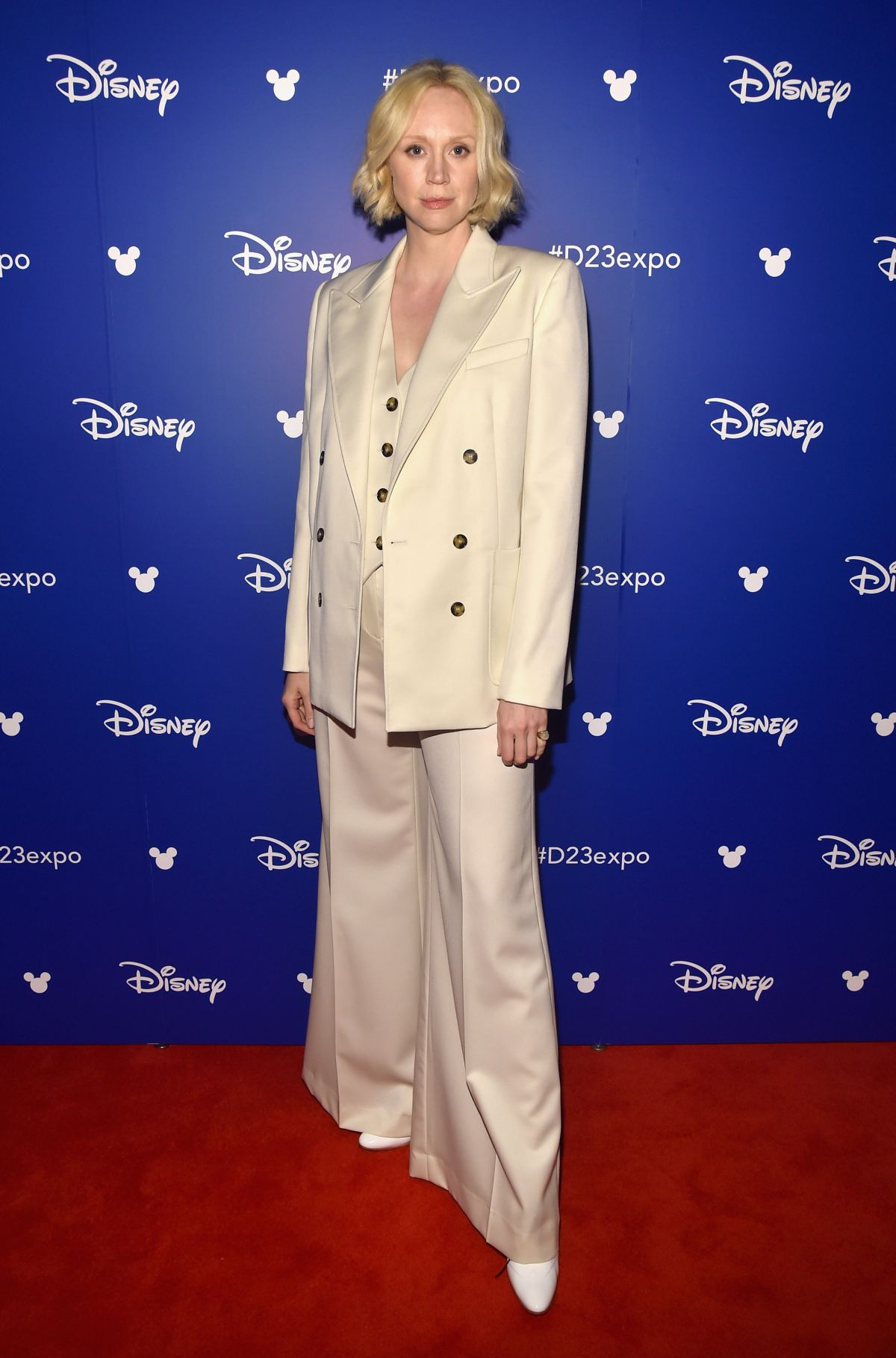 GWENDOLINE CHRISTIE at Disney's D23 Expo 2017 in Anaheim 07/15/2017   gwendoline-christie-at-disney-s-d23-expo-2017-in-anaheim-07-15-2017_2