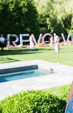 HAILEY BALDWIN at Revolve in the Hamptons Kick-off Party in Bridgehampton 07/04/2017