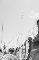 HAILEY BALDWIN for Vogue Bahamas Travel Diary 07/24/2017