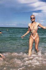 HALSEY in Bikini, 07/10/2017 Instagram Pictures