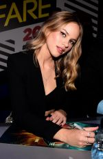 HALSTON SAGE at The Orvile Panel at Comic-con in San Diego 07/22/2017