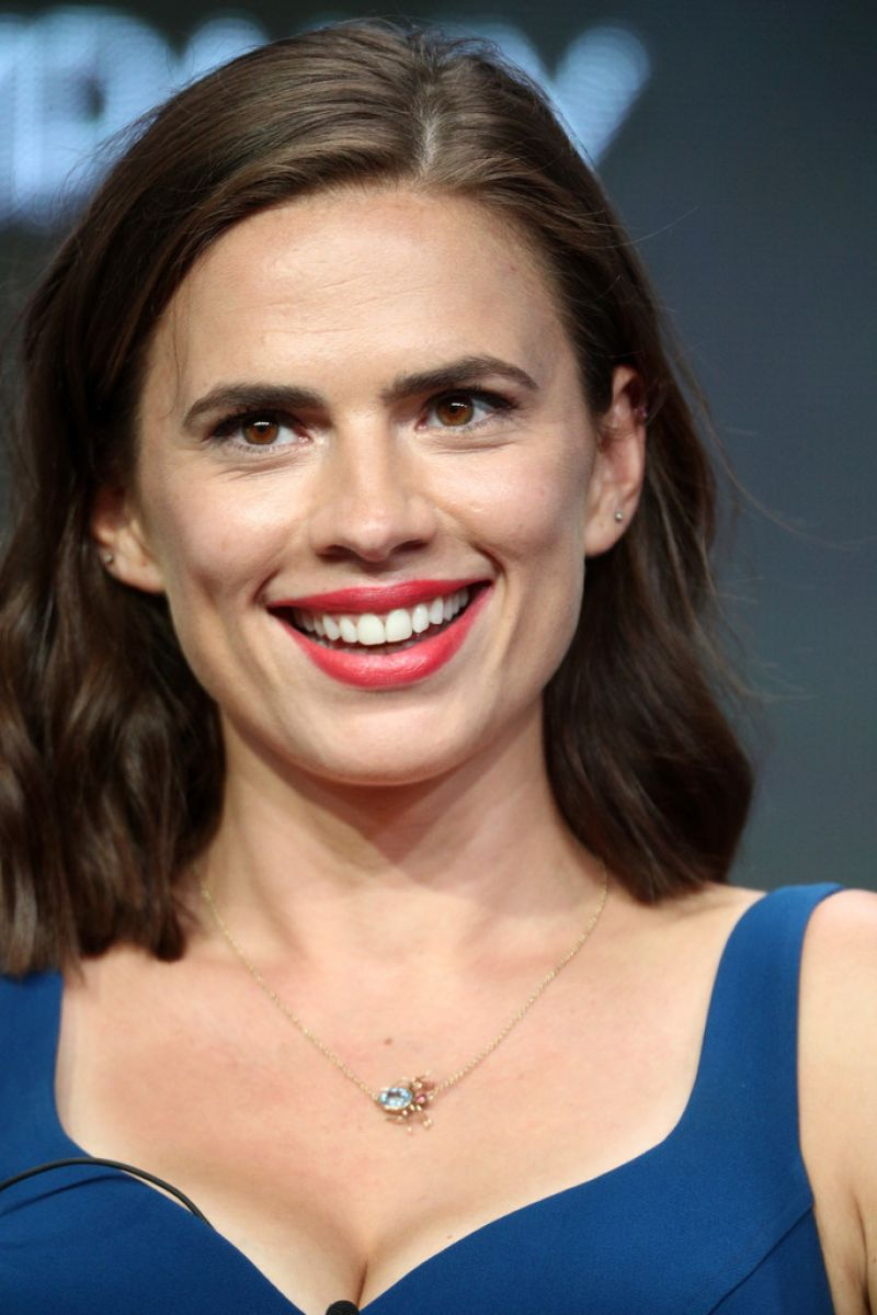 HAYLEY ATWELL at 2017 Summer TCA Tour in Beverly Hills 07/28/2017