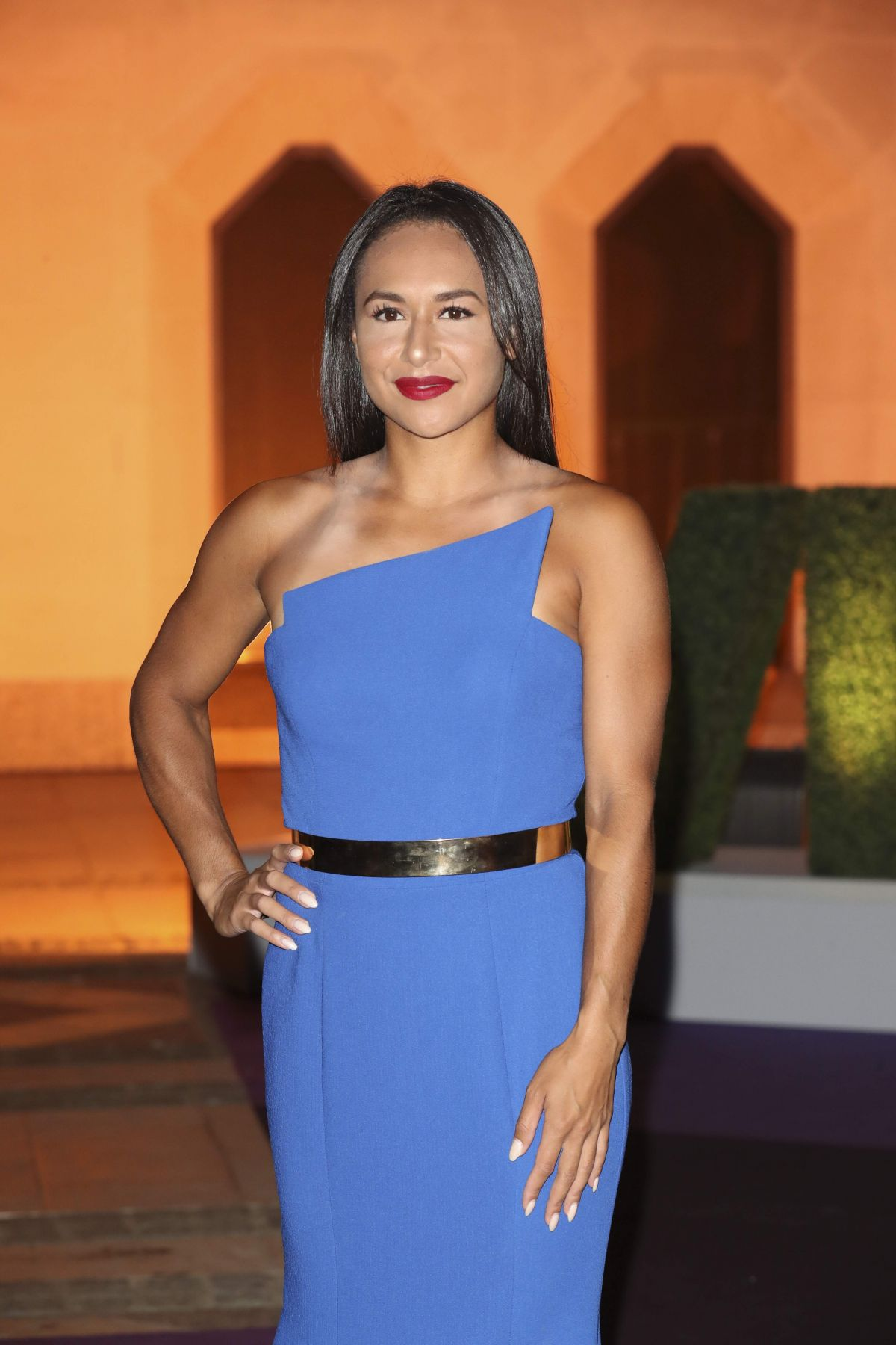 HEATHER WATSON at Wimbledon Champions Dinner in London 07/16/2017