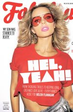 HELEN FLANAGAN for The Sun Magazine, 07/23/2017