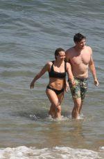 HILARY DUFF in Bikini at a Beach in Malibu 07/08/2017