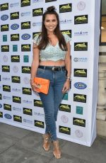 IMOGEN THOMAS at Paul Strank Charitable Trust Summer Party in London 07/05/2017