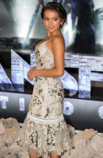 ISABELA MONER at Transformers the Last Knight Photocall in Sao Paulo 07/11/2017
