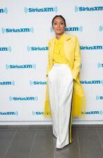 JADA PINKETT SMITH at SiriusXM Studios in New York 07/19/2017
