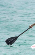 JADE ALLEYNE in Bikini at a Beach in Barbados 07/04/2017
