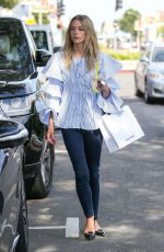 JAIME KING Out and About in West Hollywood 07/18/2017