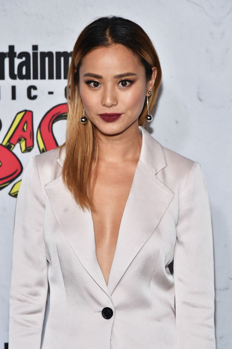 JAMIE CHUNG at Entertainment Weekly