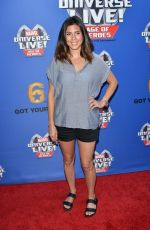 JAMIE-LYNN SIGLER at Marvel Universe Live Premiere in Los Angeles 07/08/2017