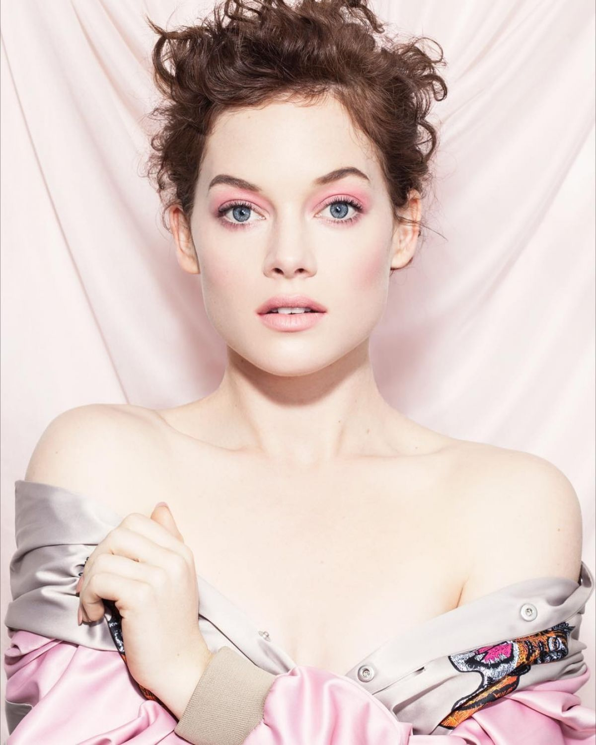 JANE LEVY for Cosmopolitan Magazine, Mexico August 2017