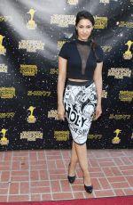 JANINA GAVANKAR at 43rd Annual Saturn Awards in Los Angeles 06/28/2017