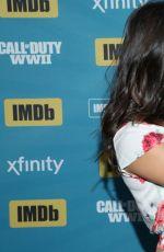 JANINA GAVANKAR at #imdboat at Comic-con International 2017 in San Diego 07/21/2017