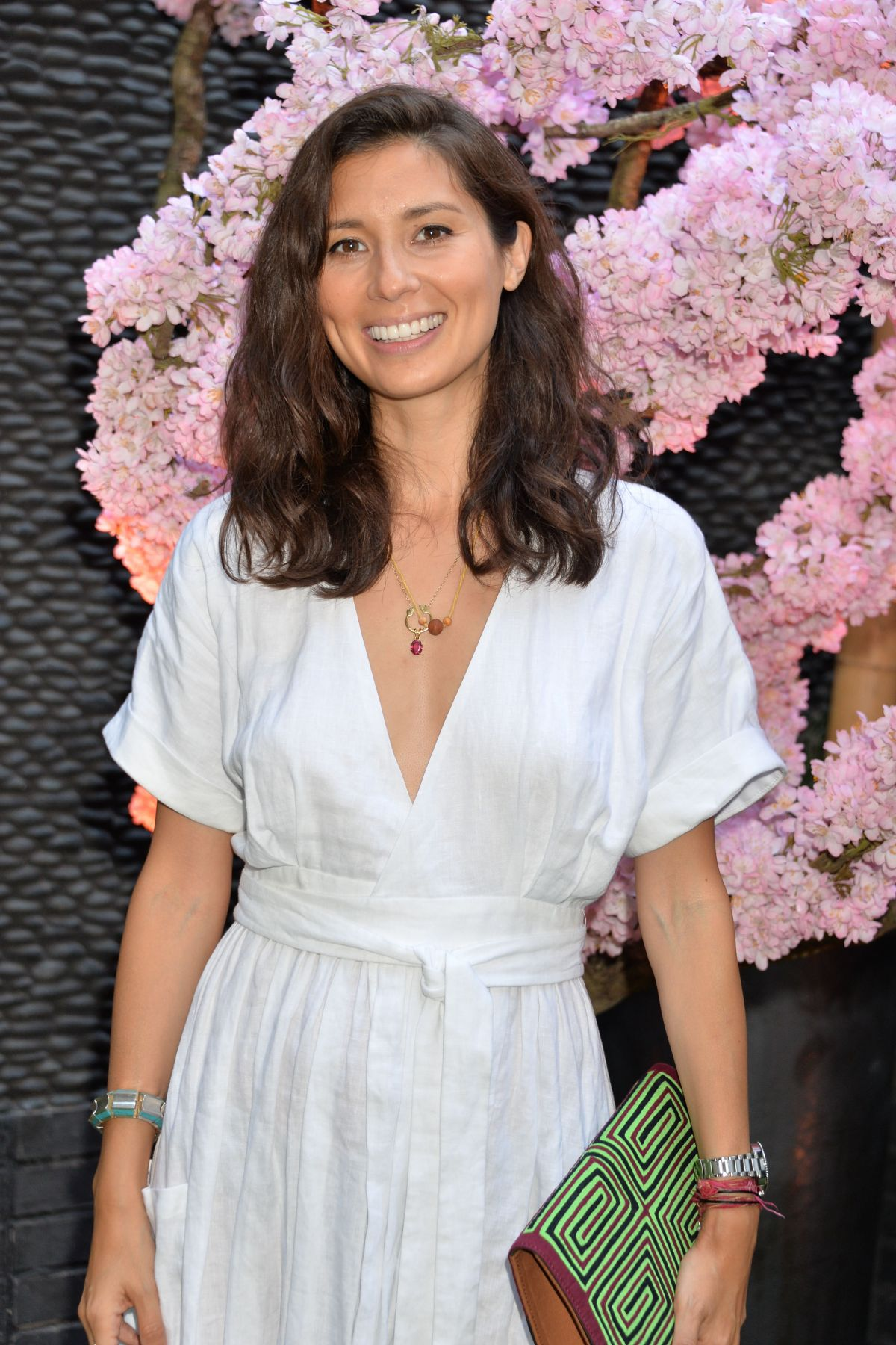 JASMINE HEMSLEY at Warner Music and GQ Summer Party in London 07/05/2017