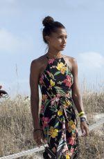 JASMINE TOOKES at Formentera Beach at Balearic Islands 07/24/2017