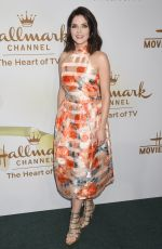 JEN LILLEY at Hallmark Event at TCA Summer Tour in Los Angeles 07/27/2017