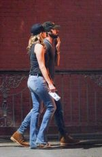 JENNIFER ANISTON Out and About in New York 07/18/2017