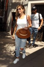 JENNIFER ANISTON Out in New York 07/19/2017