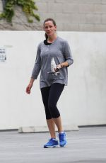 JENNIFER GARNER in Leggings Out in Los Angeles 07/01/2017